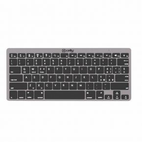 Celly Wireless Keyboard Black