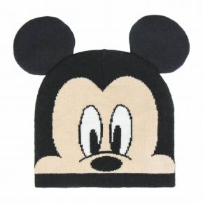 Cerda Παιδικός Σκούφος Mickey Mouse Με Αυτάκια