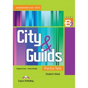 City & Guilds Practice Tests Level B2 - Student's Book (Βιβλίο Μαθητή)