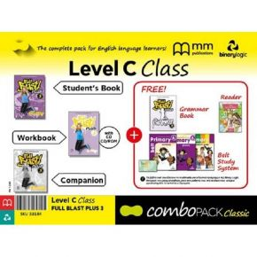 Combo Pack C Class - Full Blast Plus 3