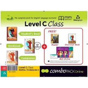 Combo Pack With Belt Online C Class - Portal To English 3