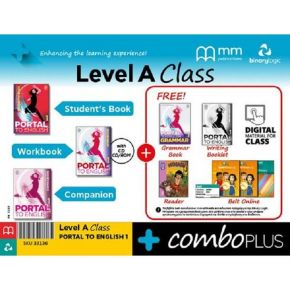Combo Plus A Class Portal To English 1