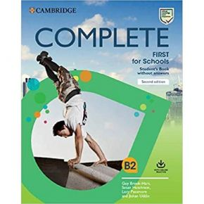 Complete First For Schools Student's Book Pack (+Online Practice) 2nd Edition