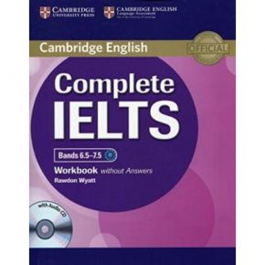 Complete IELTS Bands 6.5-7.5 C1 - Workbook (Without Answers+CD)
