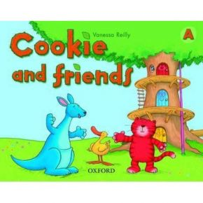 Cookie And Friends A - Classbook (Βιβλίο Μαθητή)