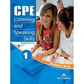CPE Listening & Speaking Skills 1 Proficiency C2 - Student's Book (Βιβλίο Μαθητή)