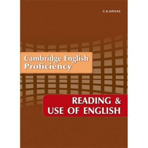 CPE Reading & Use Of English - Student's Book