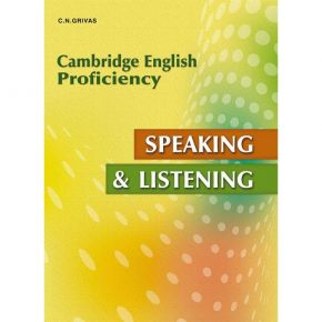 CPE Speaking & Listening Student's Book