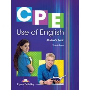 CPE Use Of English - Student's Book (Βιβλίο Μαθητή)