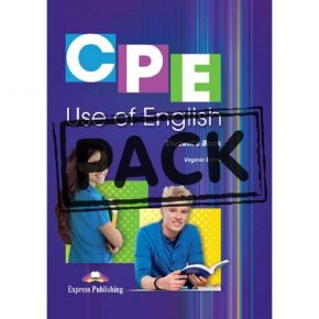 CPE Use Of English - Student's Book (With DigiBooks App)