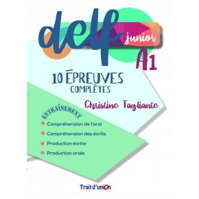 Delf Junior A1 10 Epreuves Completes