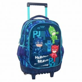 Diakakis Σακίδιο Trolley Pj Masks Hero