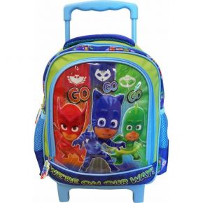 Diakakis Τσάντα Trolley Νηπίου Pj Masks We Are On Our Way