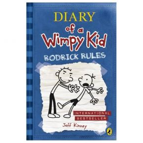 Diary Of A Wimpy Kid - Book 2 Rodrick Rules (Paperback)