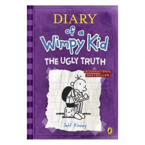 Diary Of A Wimpy Kid - Book 5 The Ugly Truth (Paperback)