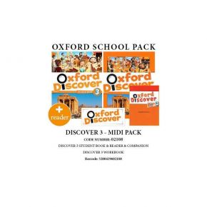 Discover 3 Midi Pack - 02108