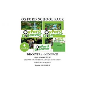 Discover 4 Midi Pack - 02160