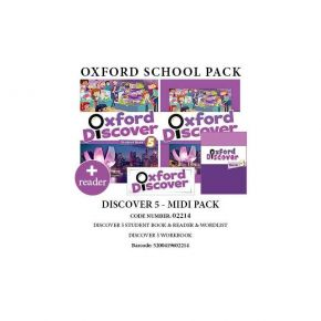 Discover 5 Midi Pack - 02214