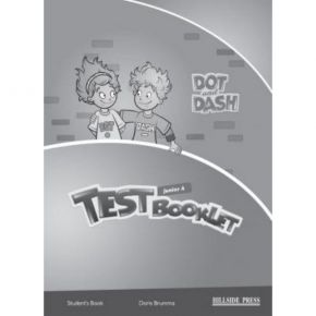Dot And Dash Junior A Test Booklet