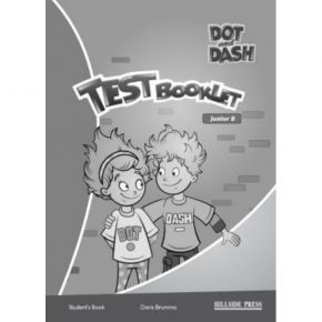 Dot And Dash Junior B Test Booklet