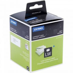 Dymo Ετικέτες 99012 LW LRG Address Label 89x36mm 2 Rolls