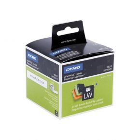 Dymo Ετικέτες 99018 LW L/A File Labels Small 190x38mm