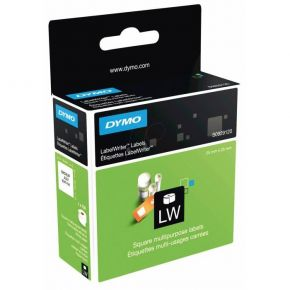 Dymo Ετικέτες S0929120 LW Square Multipurpose Label 25x25mm
