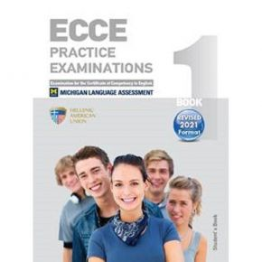 ECCE Practice Examinations Book 1 (Revised 2021 Format) - Student's Book