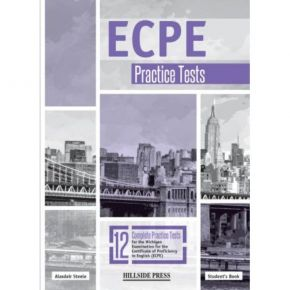 ECPE 12 Practice Tests Student's Book (Βιβλίο Μαθητή)