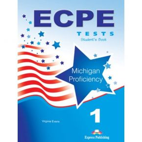 ECPE Tests For The Michigan Proficiency 1 - Student's Book (Βιβλίο Μαθητή)