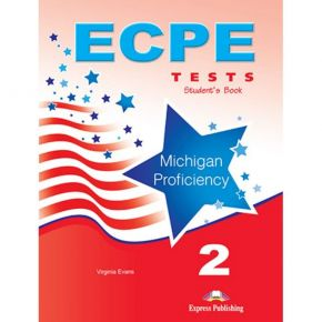 ECPE Tests For The Michigan Proficiency 2 - Student's Book (Βιβλίο Μαθητή +Digi-Book)