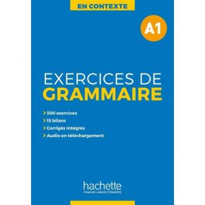 En Contexte - Exercices De Grammaire A1 (+ Audio MP3 + Corriges)