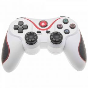 Enarxis Spartan Gear Wireless Bluetooth Controller White PS3