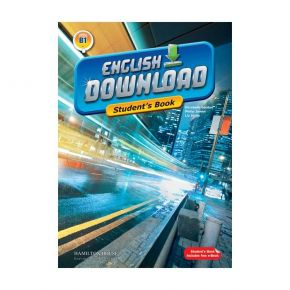 English Download B1 - Student's Book (Βιβλίο Μαθητή)