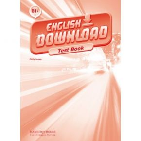 English Download B1+ Test Book