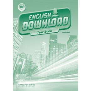 English Download B2 - Test Book