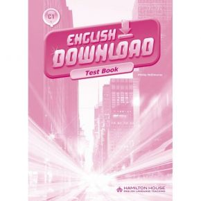 English Download C1 - Test Book