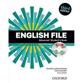 English File Advanced - Student's Book (Βιβλίο Μαθητή+DVD)