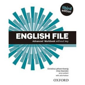 English File Advanced - Workbook (Βιβλίο Ασκήσεων Without Key)