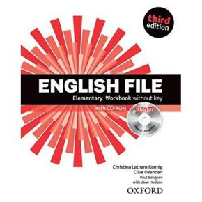 English File Elementary - Workbook (Βιβλίο Ασκήσεων Without Key+CD)