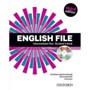 English File Intermediate Plus - Student's Book (Βιβλίο Μαθητή+DVD)