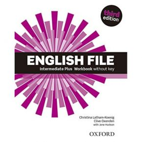 English File Intermediate Plus - Workbook (Βιβλίο Ασκήσεων Without Key+CD)