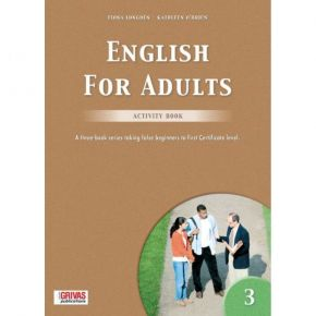 English For Adults 3 Activity Book (Βιβλίο Ασκήσεων)