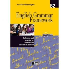 English Grammar Framework B2 Student's Book (+CD)