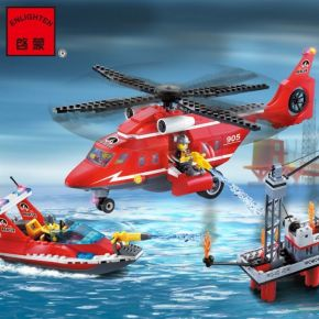 Enlighten 905 Sea Rescue Team 404 Τεμ.