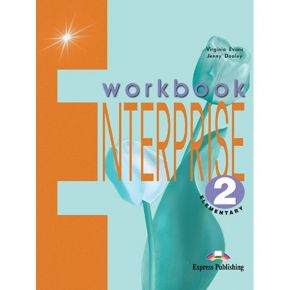 Enterprise 2 Elementary - Workbook (Βιβλίο Ασκήσεων)