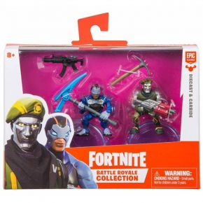 Epic Games Fortnite Σετ Μινιατούρες Battle Royal Collection - Diecast & Carbide