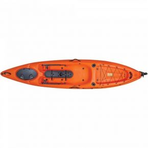 Escape Kayak Sit On Dace Pro Angler 12ft Πορτοκαλί