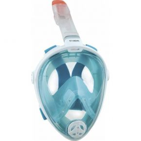 Escape Μάσκα Θαλάσσης Full-Face L-XL Mask Light Blue