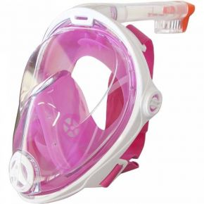 Escape Μάσκα Θαλάσσης Full-Face L-XL Mask Pink